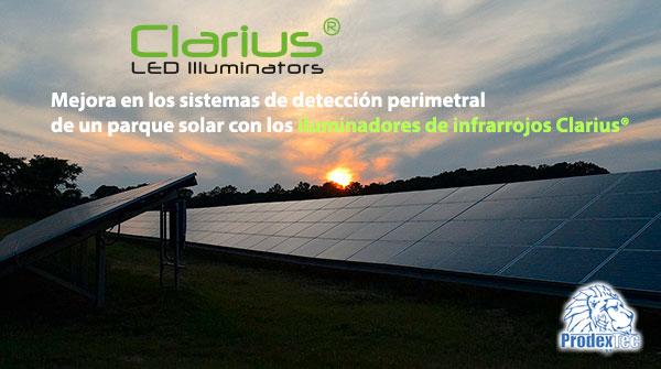 Iluminadores LED CLARIUS de la marca GJD