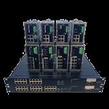 Productos IP DE KBC (Conversor de medios, switches, etc)
