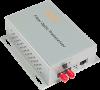 Conversor de Medios comercial FTL1-S2-xyz Ethernet LAN a Fibra Optica Monomodo de 100 Mbps